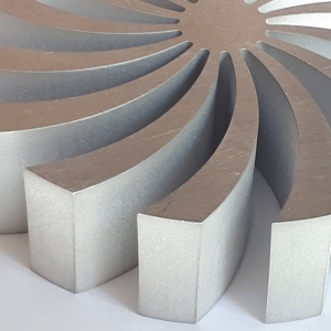 MICRO Waterjet - Aluminum