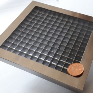 MICRO Waterjet - Grate