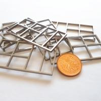 MICRO Waterjet - Ring Frames - Aluminum