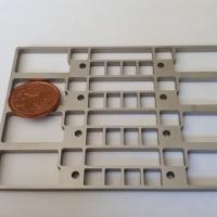 MICRO Waterjet - Aluminum Frame