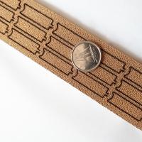 MICRO Waterjet - Kapstan - Bronze