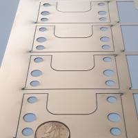 MICRO waterjet - Shims (Aluminum)