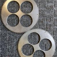 MICRO Waterjet drive gears